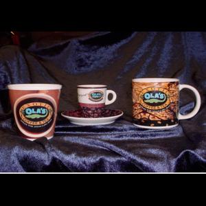 Olas Coffee Tea